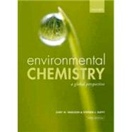 Environmental Chemistry : A Global Perspective by vanLoon, Gary W.; Duffy, Stephen J., 9780199228867