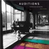 Auditions by Stone, Rob, 9780262028868