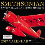 Smithsonian National Air and Space Museum 2017 Wall Calendar by National Air and Space Museum, 9780316268868