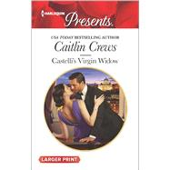 Castelli's Virgin Widow by Crews, Caitlin, 9780373138869