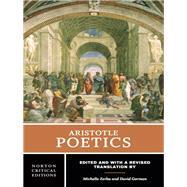 Poetics by Aristotle; Gorman, David; Zerba, Michelle; Hutton, James, 9780393938869