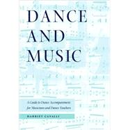 Dance and Music by Cavalli, Harriet, 9780813018874