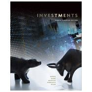 Investments, 8th Canadian Edition by Bodie, Zvi;   Kane, Alex;   Marcus, Alan;   Perrakis, Stylianos;   Ryan, Peter, 9780071338875