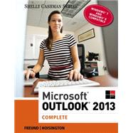 Microsoft Outlook 2013 Complete by Freund, Steven M.; Hoisington, Corinne, 9781285168876