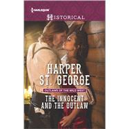 The Innocent and the Outlaw by St. George, Harper, 9780373298877