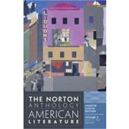 Norton Anthology of American Literature Vol II by BAYM,NINA, 9780393918878