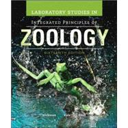 Laboratory Studies in Integrated Principles of Zoology by Hickman, Jr., Cleveland; Roberts, Larry; Larson, Allan; I'Anson, Helen, 9780077508883