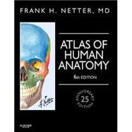 Atlas of Human Anatomy by Netter, Frank H., M.D., 9781455758883