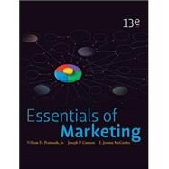 Essentials of Marketing by Perreault, Jr., William; Cannon, Joseph; McCarthy, E. Jerome, 9780078028885