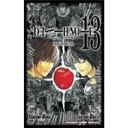 Death Note How to Read 13 by Ohba, Tsugumi; Obata, Takeshi, 9781421518886