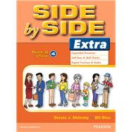 Side by Side Extra 4 Student Book & eText by Molinsky, Steven J.; Bliss, Bill, 9780132458887