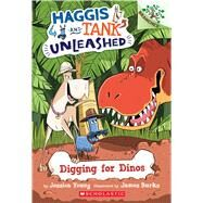 Digging for Dinos: A Branches Book (Haggis and Tank Unleashed #2) by Young, Jessica; Burks, James, 9780545818889