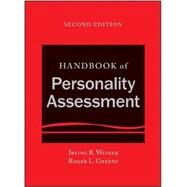 Handbook of Personality Assessment by Weiner, Irving B.; Greene, Roger L., 9781119258889