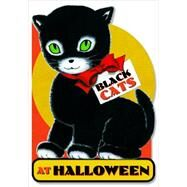 Black Cats at Halloween by Laughing Elephant, 9781595838889