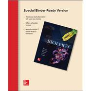 Loose Leaf for Biology by Raven, Peter; Johnson, George; Mason, Kenneth; Losos, Jonathan; Singer, Susan, 9781259668890