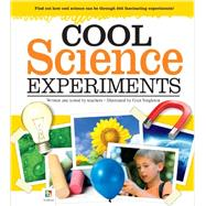 Cool Science Experiments by Hinkler Books Pty Ltd, 9781743088890