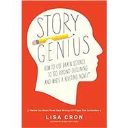 Story Genius by Cron, Lisa, 9781607748892