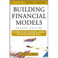 Building Financial Models by Tjia, John, 9780071608893