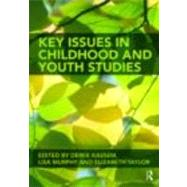 Key Issues in Childhood and Youth Studies by Kassem; Derek, 9780415468893
