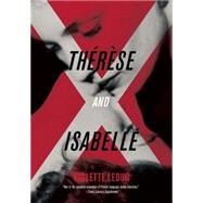 Therese and Isabelle by Leduc, Violette; Lucey, Michael (AFT); Lewis, Sophie, 9781558618893