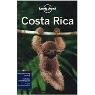 Lonely Planet Costa Rica by Yanagihara, Wendy; Clark, Gregor; Vorhees, Mara, 9781742208893