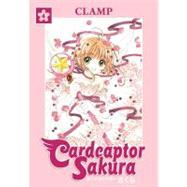 Cardcaptor Sakura Omnibus Edition 4 by Clamp, 9781595828897