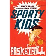 Basketball by Arena, Felice; Jellett, Tom, 9780143308898