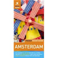 Pocket Rough Guide Amsterdam by Rough Guides, 9780241008898