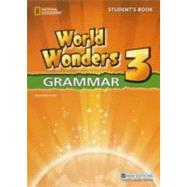 Ng Emea World Wonders 3 Grammar Student Book English by Green, 9781424078899