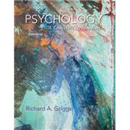 Psychology A Concise Introduction by Griggs, Richard A., 9781429298902