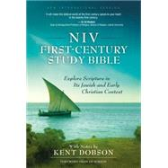 NIV First-Century Study Bible by Dobson, Kent (CON), 9780310938903
