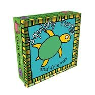 Squishy Turtle Cloth Book by Priddy, Roger, 9780312518905