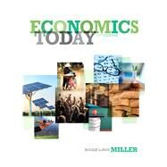 Economics Today by Miller, Roger LeRoy, 9780132948906