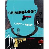 Criminology: The Core by Siegel, 9781285068909