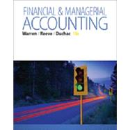 BNDL: Financial & Managerial Accounting by Warren, 9781305618909