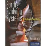 Earth's Evolving Systems: The History of Planet Earth by Martin, Ronald, 9781449648909