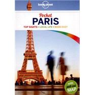 Lonely Planet Pocket Paris by Le Nevez, Catherine, 9781742208909