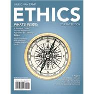 ETHICS (with Ethics CourseMate with EBook Printed Access Card) by Van Camp, Julie C., 9781133308911
