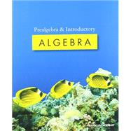 Prealgebra & Introductory Algebra by D. Franklin Wright, 9781932628913