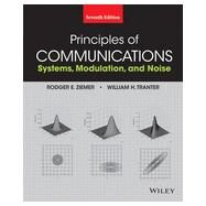 Principles of Communications by Ziemer, Rodger E.; Tranter, William H., 9781118078914