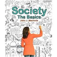 Society: The Basics by Macionis, John J., 9780205898916