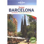Lonely Planet Pocket Barcelona by St Louis, R.; St Louis, Regis, 9781742208916