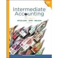 Intermediate Accounting, (ch 1-12) by Spiceland, J. David, 9780077328917