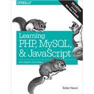 Learning Php, Mysql & Javascript by Nixon, Robin, 9781491978917