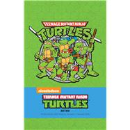 Teenage Mutant Ninja Turtles Retro Hardcover Ruled Journal by Insight Editions, 9781608878918