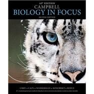 Campbell Biology in Focus AP Edition, 2/e by URRY & CAIN, 9780134278919
