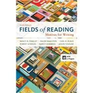 Fields of Reading Motives for Writing by Comley, Nancy R.; Klaus, Carl H.; Hamilton, David; Sommers, Nancy; Tougaw, Jason; Scholes, Robert, 9781457608919