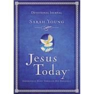 Jesus Today Devotional Journal by Young, Sarah, 9780529108920