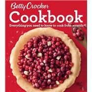Betty Crocker Cookbook by Crocker, Betty, 9780544648920