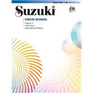 Suzuki Violin School by Suzuki, Shinichi, Dr., 9780739088920